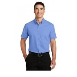MENS TWILL DRESS SHIRTS
